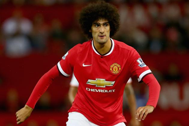 Marouane Fellaini Injury: Updates on Manchester United Star's Foot and Return