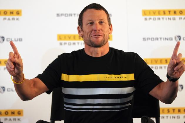 I Would Still Be in Denial, Admits Armstrong