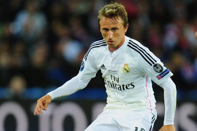 Luka Modric and Real Madrid Agree on 4-Year Contract Extension