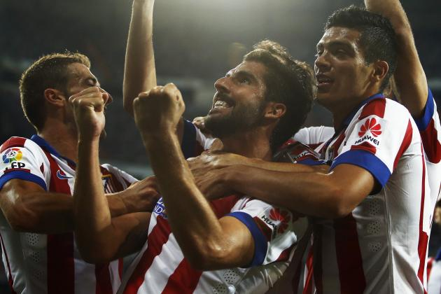 Atletico Madrid vs. Real Madrid: Live Stream, Preview for Spanish Super Cup 2014