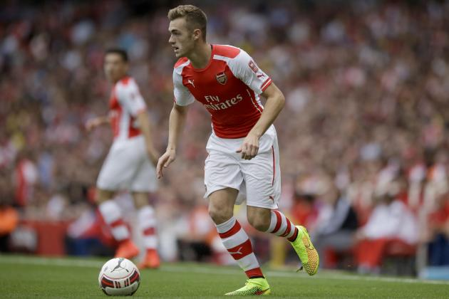 Arsenal Must Be Cautiously Optimistic About Calum Chambers
