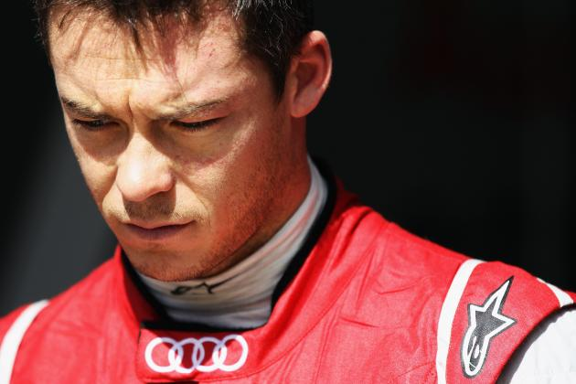 Lotterer Replaces Kobayashi at Caterham for Belgian GP