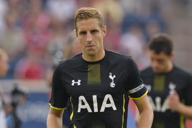 AEL vs. Tottenham Hotspur: How Spurs Will Line Up in Europa League Qualifier