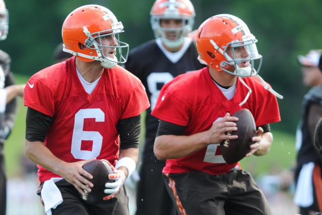 Twitter Reacts as Brian Hoyer, Not Johnny Manziel, Is Named Browns' Starting QB