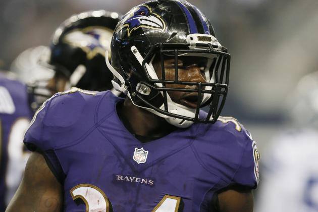 Ravens Rookie Lorenzo Taliaferro Making an Impression in Preseason