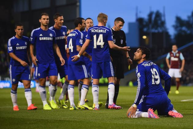 Chelsea: How Much Did Blues Look Like Champions in Burnley Victory?