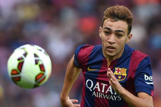 Luis Suarez's Ban Is Munir El Haddadi's Chance to Shine at Barcelona