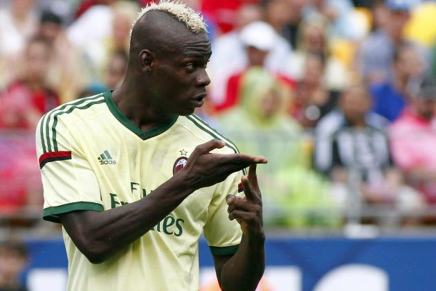 Mario Balotelli Replacing Luis Suarez Would Be Divisive Liverpool Transfer Move