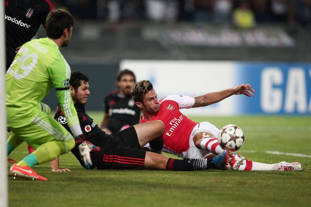 Arsenal: Gunners Fail to Show Their Capabilities in Goalless Draw with Besiktas