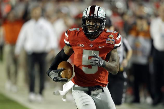 Braxton Miller Offers Intriguing Developmental QB Talent at NFL Level