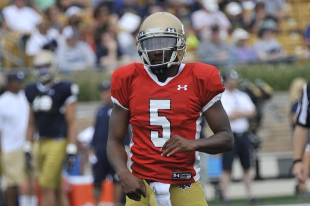 Notre Dame Football: Why Everett Golson Is Now More Important Than Ever