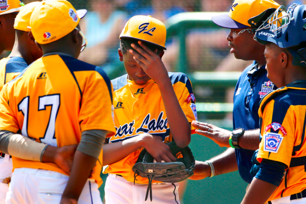 What It's Like to Go Through the Ups and Downs of the LLWS in Williamsport
