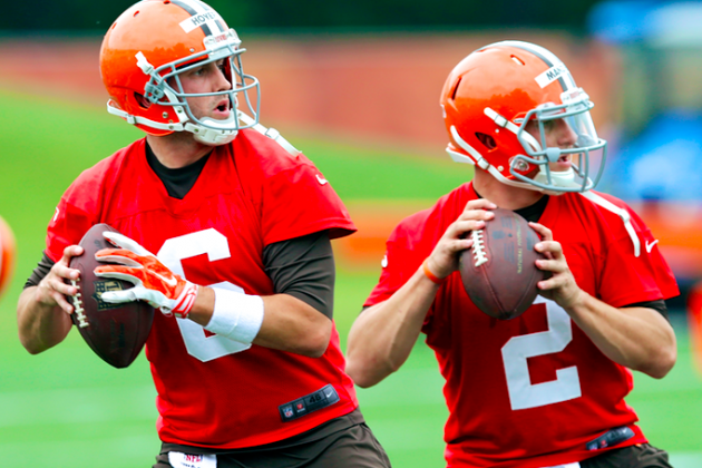 Nothing Shocking in Browns Naming Brian Hoyer Starting QB over Johnny Manziel