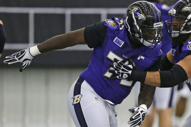 Healthy Osemele Has Pro Bowl on His Mind