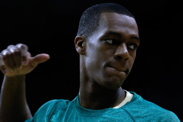 Rondo Among C's Who Could Make the Leap