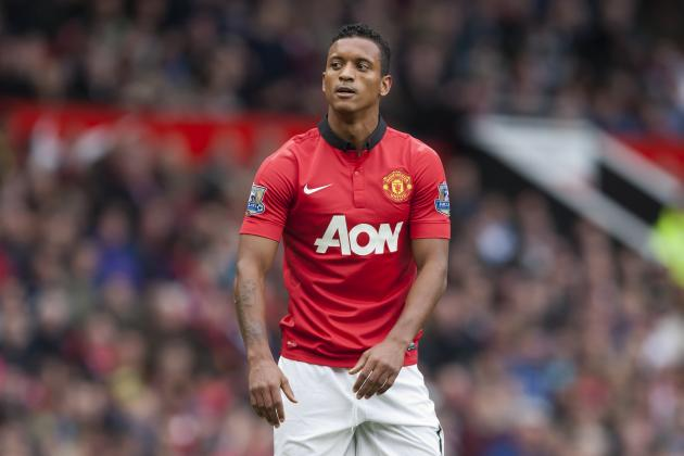Nani as Makeweight Loan in Marcos Rojo Deal Is Sad End to Man United Career