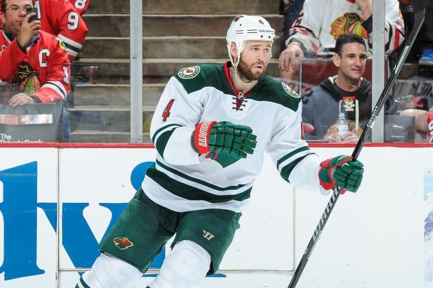 Ducks Player Preview: Clayton Stoner