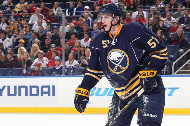 Sabres' Myers Thinks Nolan Is the Answer for Him