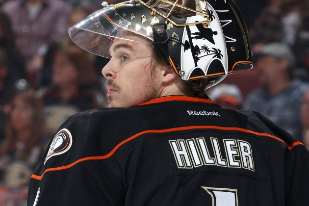 Flames' Hiller '100 Percent' After Appendicitis