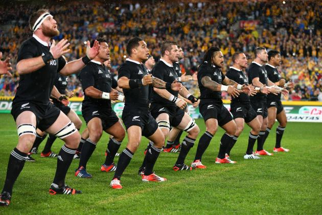 Bledisloe Cup 2014: Live Stream and Latest News for New Zealand vs. Australia