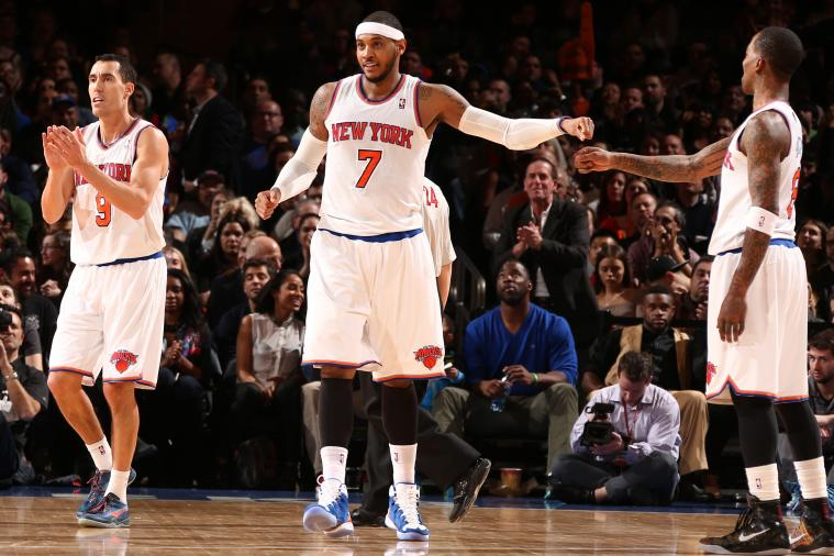 What New York Knicks Must Do to Climb Back into 2015 Playoff Picture