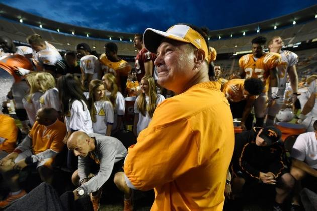 Tennessee Football: Depth Chart Analysis, Complete 2014 Preview and Predictions