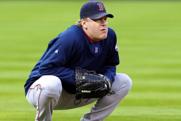 Curt Schilling Reveals He Was Battling Mouth Cancer, Comments on Recovery