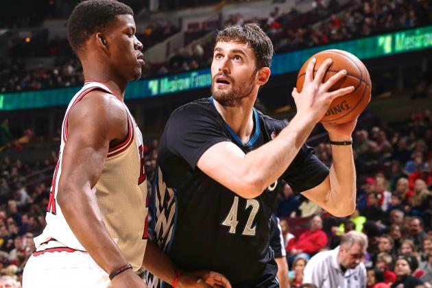 Complete Predictions for Kevin Love's Role, Stats with Cleveland Cavaliers
