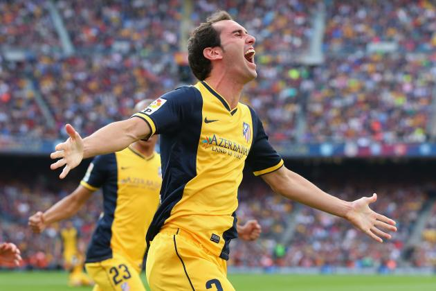 Diego Godin Could Be Just the Defender to Supplant Dante at Bayern Munich