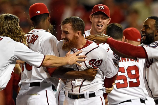 Ranking the Nationals' Seven Walk-off Wins This Season