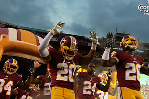 Ferguson, Missouri, the Washington Redskins and the Out-of-Touch NFL