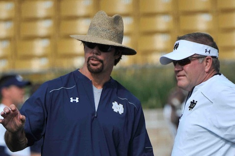 Notre Dame Football: In Search of Clues to Brian VanGorder's Defensive Strategy