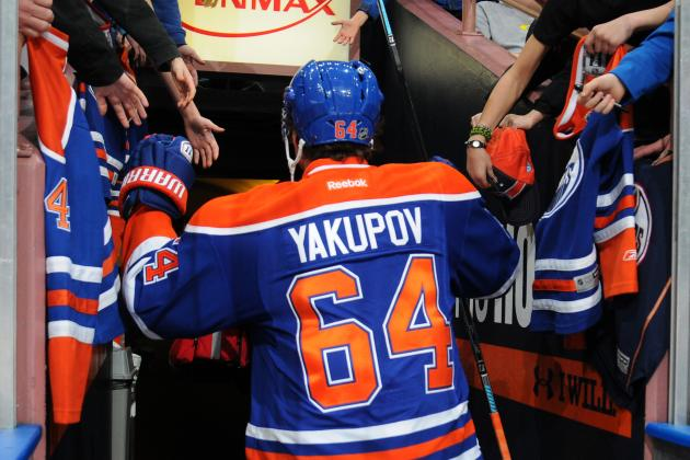 BLOG: Yakupov has worked on everything this summer - Edmonton Oilers