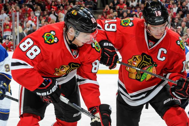 Roenick Sees Big Things for Kane, Toews