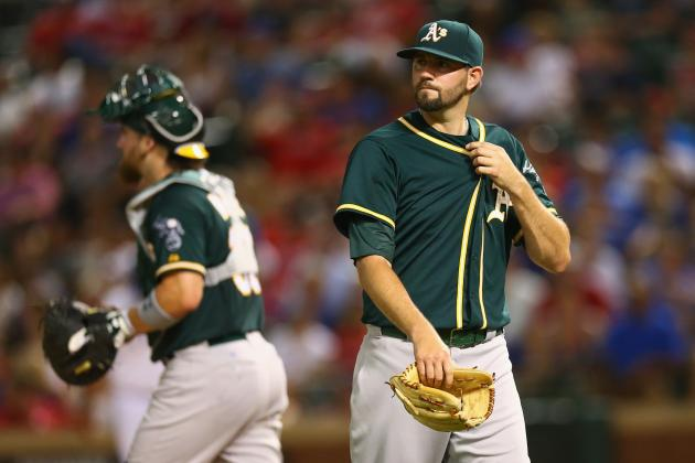 Oakland Athletics: Who Should Be the 5th Starter?