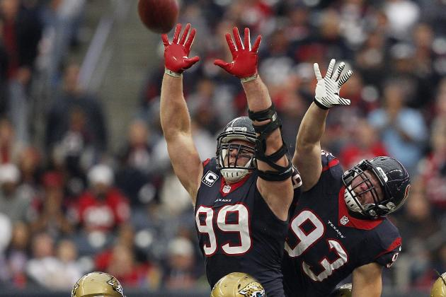 Why a JJ Watt Extension Prior to Season Is Highly Unlikely in Houston