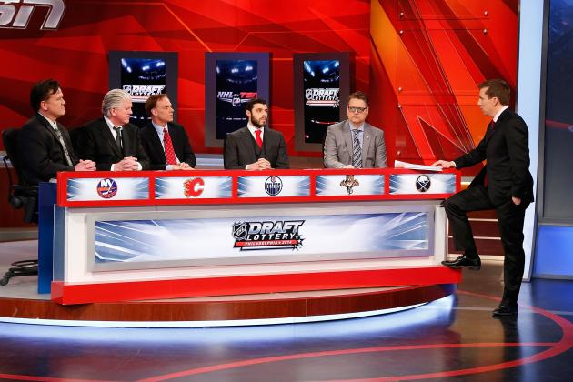 NHL Announces Changes to Draft Lottery Format Starting in 2015