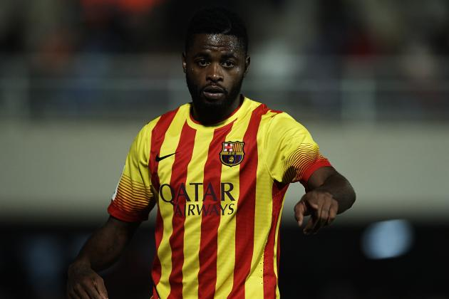 Barcelona Transfer News: Loan Deal Would Help Alex Song Revitalize Career