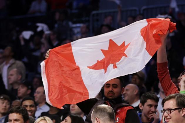 Homecoming for Nemanja Zarkovic When Fordham Travels to Canada