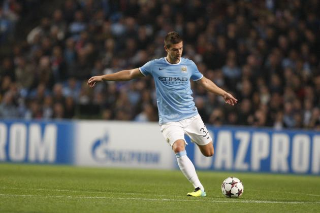 Manchester City Transfer News: Citizens Shouldn't Give Up on Matija Nastasic Yet
