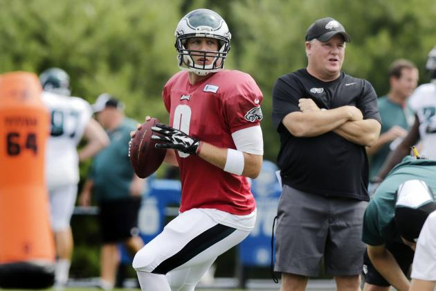 Boring Philadelphia Eagles Training Camp Bodes Well for Regular-Season Chances