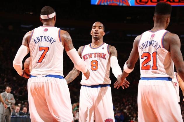 Can New York Knicks Sneak into Eastern Conference Title Hunt?