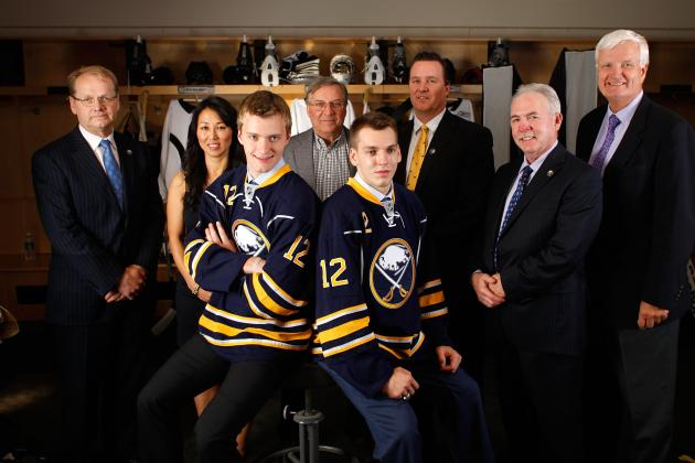 Sabres Make Series of Front-Office Shifts