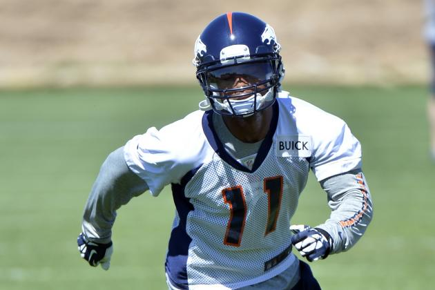 Report: Broncos Lose Jordan Norwood to Torn ACL