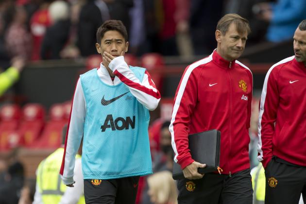 Manchester United: What Is Shinji Kagawa's Future at Old Trafford?