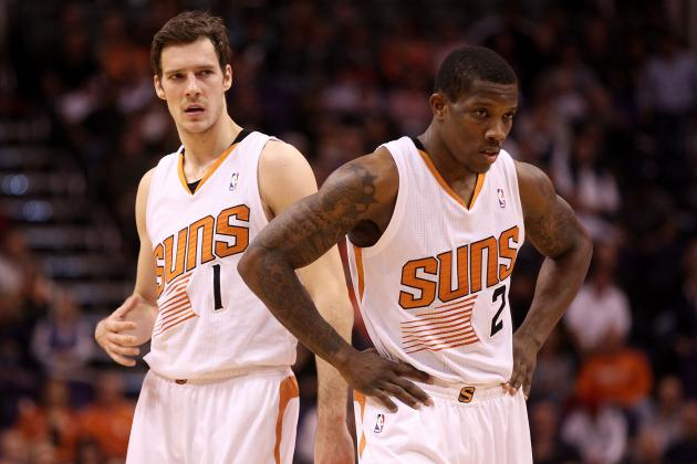 How Eric Bledsoe's Contract Impacts Goran Dragic's Future with Phoenix Suns