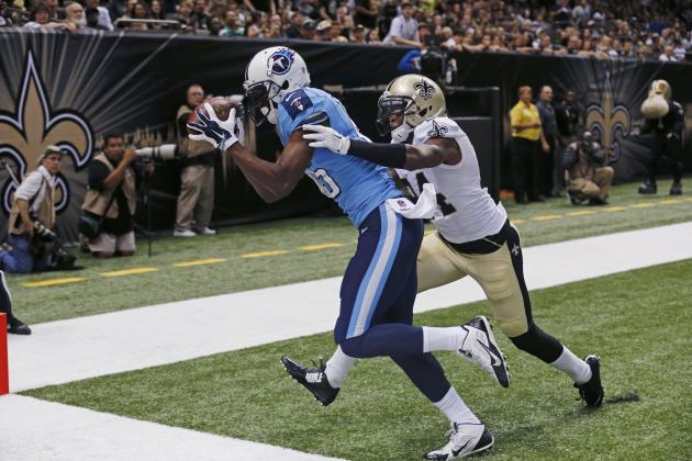 Justin Hunter's Expanded Role Makes Him Ultimate Fantasy Sleeper in 2014