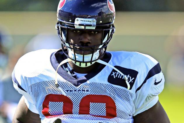 Jadeveon Clowney Injury: Updates on Texans LB's Status and Return