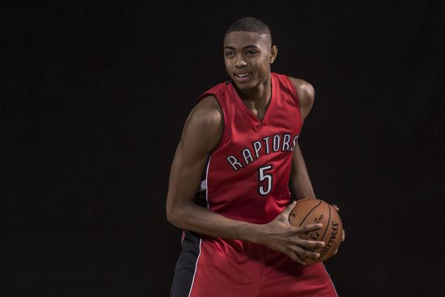 Can Bruno Caboclo Contribute to Toronto Raptors in 2014-15?