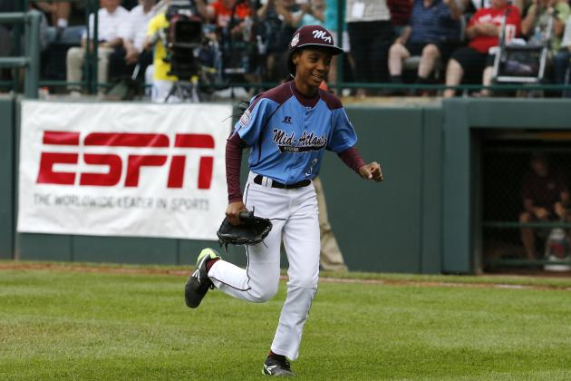 Little League World Series 2014: Day 7 Scores, Bracket Results and Highlights